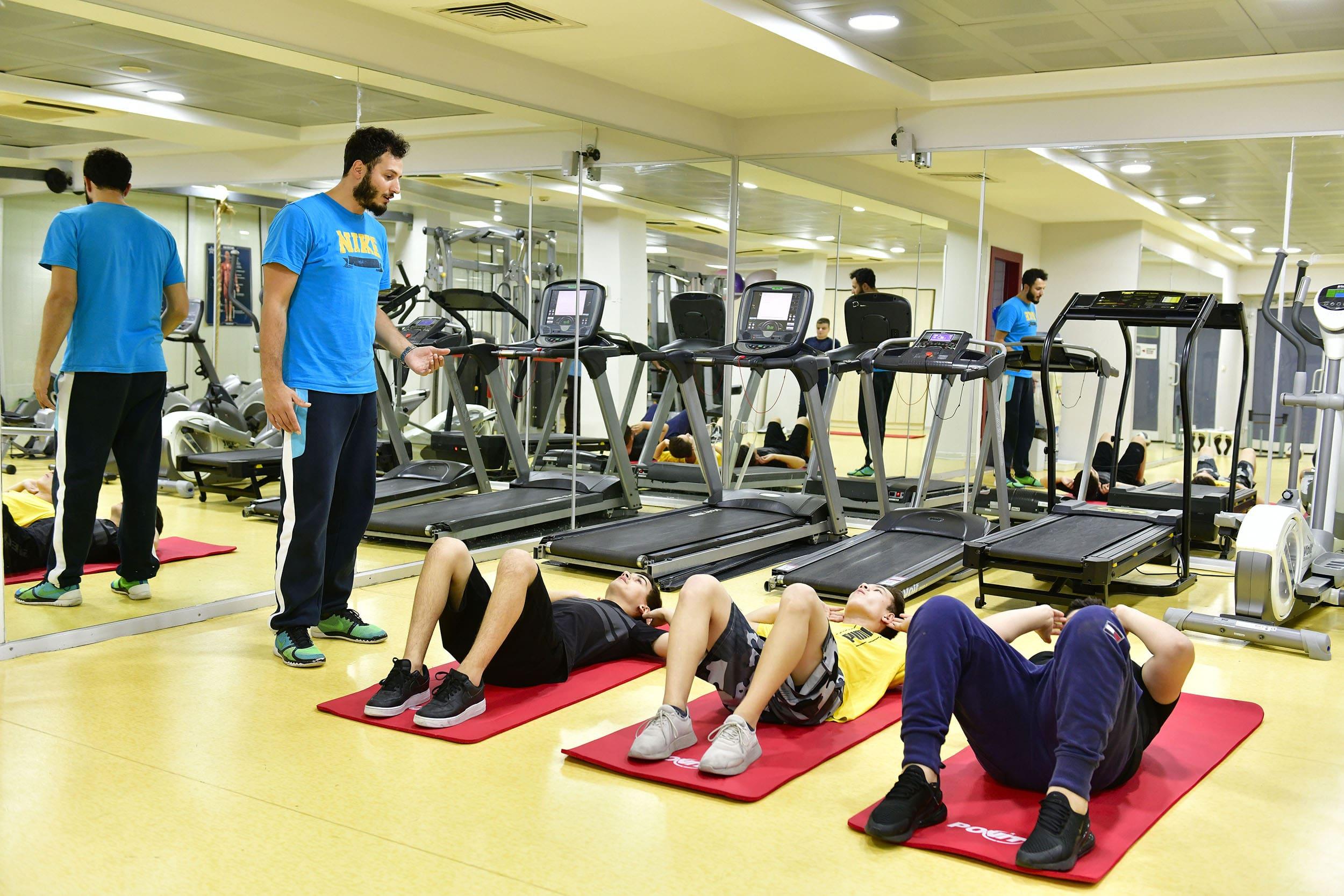 Asfa Yetkinlik Gelişimi Fitness (1)-Galeri