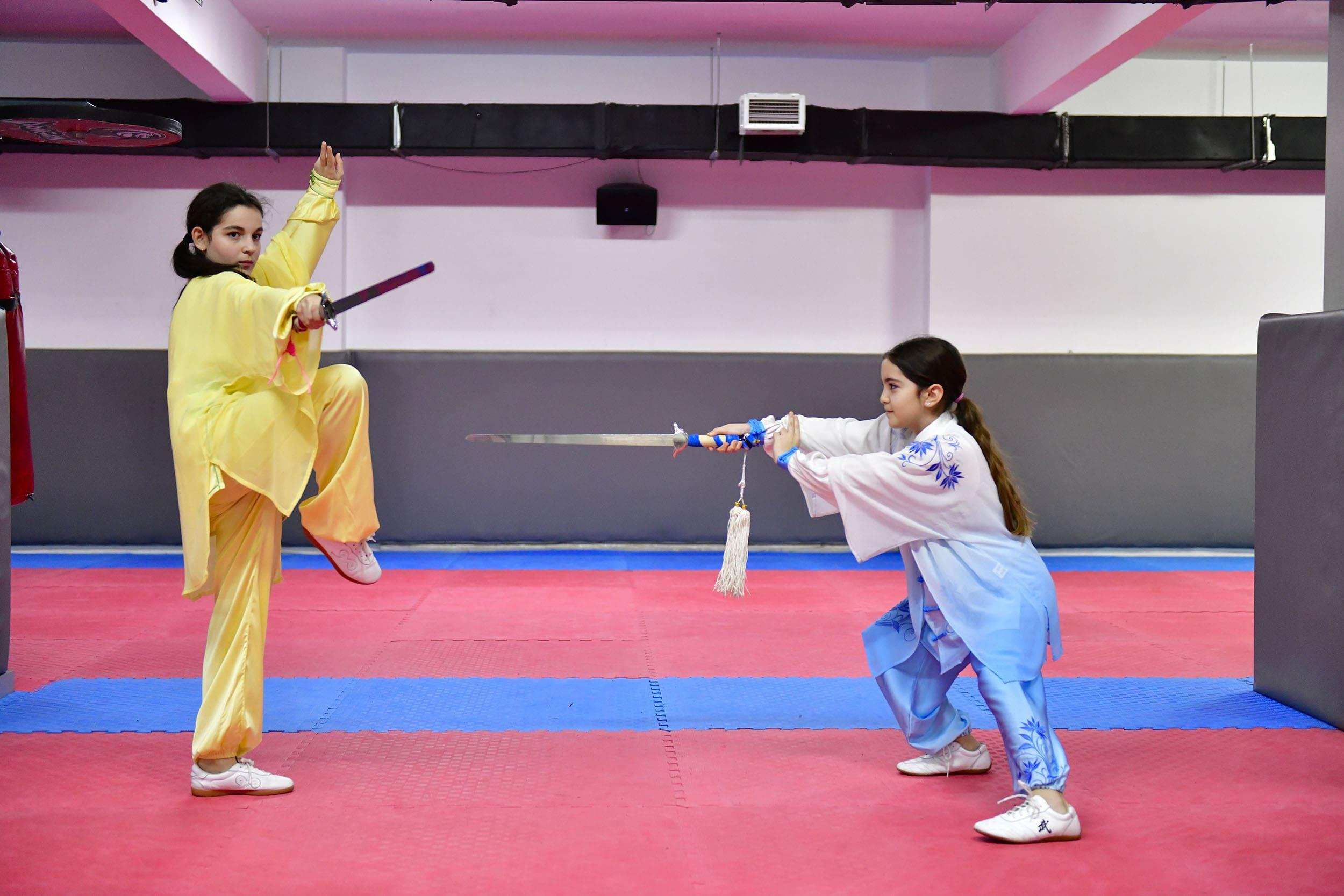 Asfa Yetkinlik Gelişimi Wushu (3)-Galeri